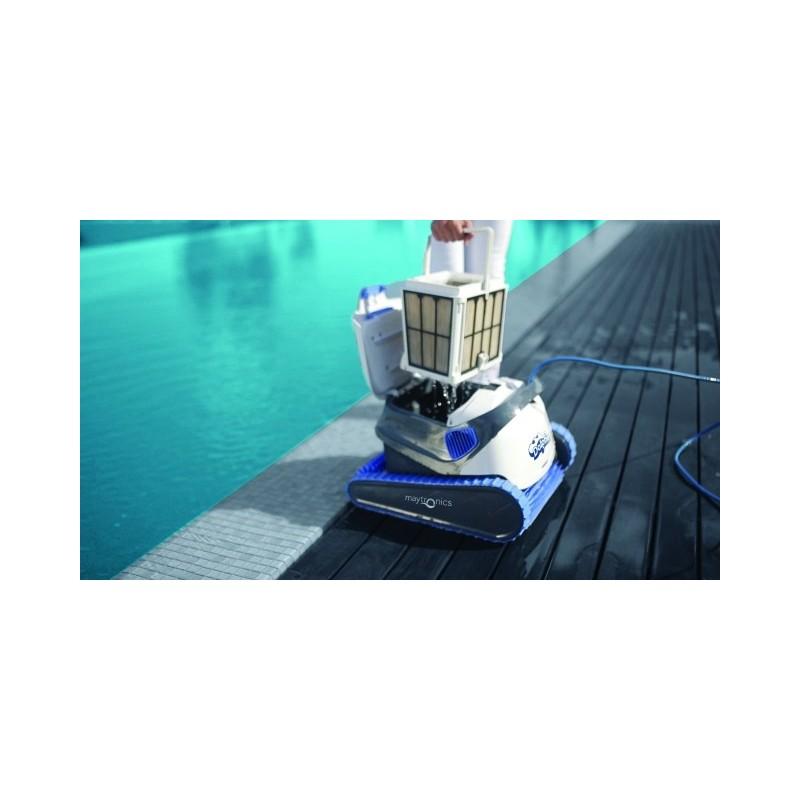 Robot pulitore piscina maytronics Dolphin SX10