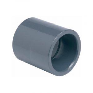 Manicotto PVC incollaggio d.20