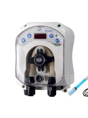 SIMPOOL LIGHT PH Pompa regolazione PH con sonda