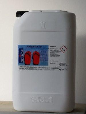 anti alghe concentrato 25 lt