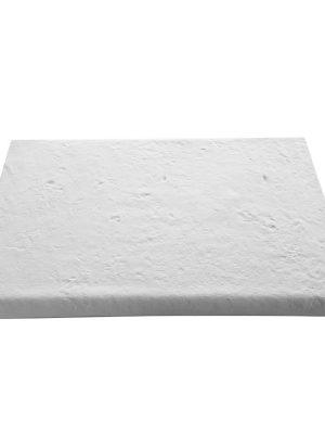 Bordo piscina JADIS bianco liscio