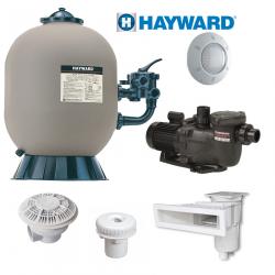 kit filtrazione hayward